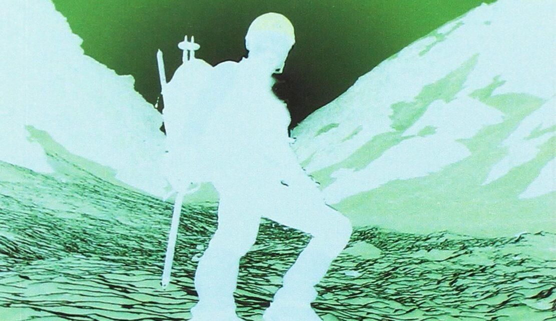Riflessi nel ghiaccio di Camòrs