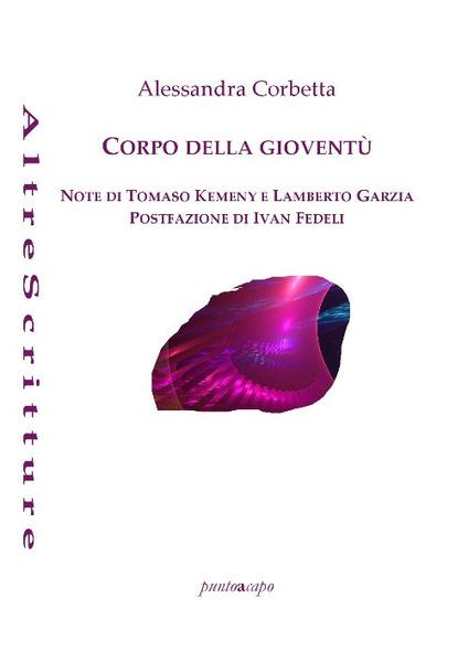 Corpo della gioventù di Alessandra Corbetta