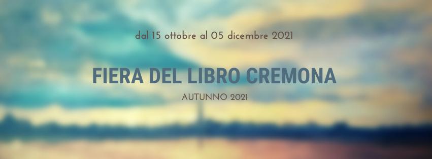 Fiera del Libro di Cremona – Autunno 2021